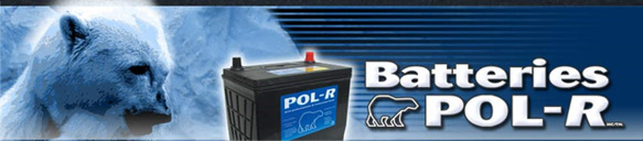 Batteries Pol-R